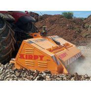 BPS 300 Broyeur de pierre - Kirpy - Poids 5250 kg