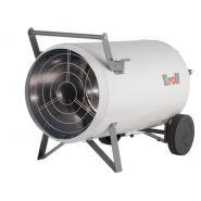 KROLL série P65 - Générateurs portables d'air chaud gaz manuel - Nevo - 32.2 à 66.3 kW