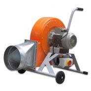 91 618 - Ventilateur pour aspiration, modèle XL - Kemper - Puissance moteur : 1,5 kW