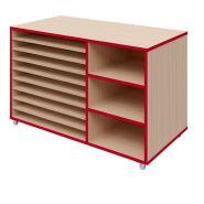 CHARIOT À PEINTURE POUR FORMAT RAISIN COSTY