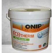 Ecotherm - Peinture de bâtiment - ONIP - Mate / Régulation Thermique