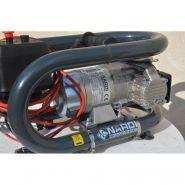 ESP3T_12V_500 Compresseur bicylindre compact électrique - Nardi Compressori France - Version 180 litres/mn