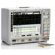 Location oscilloscope agilent technologies – mso9104a