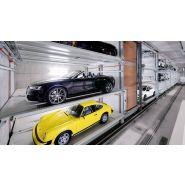 Multiparker 740 Parking automatique - Woehr - 10 à plus de 100 voitures