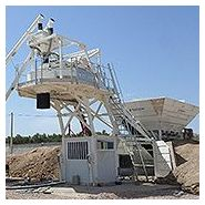 Eba 1000 centrale à béton - frumecar - 50 m³/h