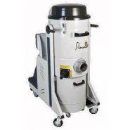 Mtl4533 - aspirateur industriel triphasé poussières, déchets légers et lourds