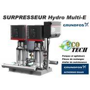Surpresseur hydro multi-e grundfos distributeur eco-tech france normandie