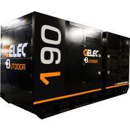 Groupe électrogène outdoor - 190yc - 188 kva rental