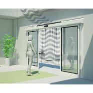 Airslide - porte avec rideau d'air