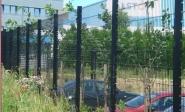 Clôtures grillagées - panneaux rigides double fil