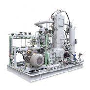 Compresseurs Vertical alternatif - HOWDEN SOLYVENT-VENTEC - Compression multi ou mono-étage