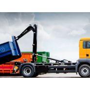 MULTILIFT XR14T - Bras hydraulique pour camion - Hiab - 14 T