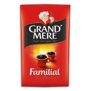 CAFÉ MOULU FAMILIAL 250G - GRAND' MÈRE