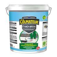 Le colmateur® etanch air/eau monocouche sans solvant à base d'élastomères