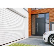 porte de garage enroulable mauka motorisee lames en. Black Bedroom Furniture Sets. Home Design Ideas