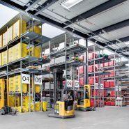 Rayonnage et rack à palette - OHRA Regalanlagen GmbH - Pour charges lourdes