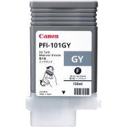 CARTOUCHE D'ENCRE CANON PFI-101GY GRIS IPF 5000/6000S 130ML