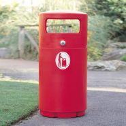 Super Guppy - Poubelle publique - Glasdon - 85 litres