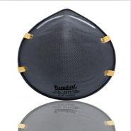 6131 - masque anti-poussière ffp1 - suzhou sanical protection product manufacturing co. ltd - masque facial ce avec charbon actif - forme: masque moulé de poussière