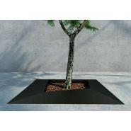 615 - Grilles d'arbres - Sit - Dimensions 98 x 98 x 10 cm