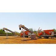 Mix master-30 centrale à béton - elkon beton makinalari sanayi - 30 m3/h