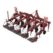 EC-Ridger Bineuse agricole - Steketee - Largeur de travail jusqu'à 6 m