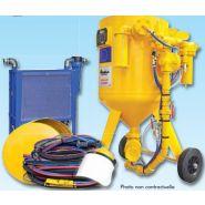 NOB100SOFT - Compresseur pour sablage - Norexco - Capacité 100 l