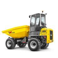 DW90 Dumper sur pneu - Wacker Neuson - 9000 kg