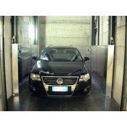 Dynamic lift dl4 - Monte voiture - Raf73 - Capacité maximale 2500 kg