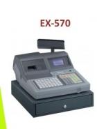 CAISSES ENREGISTREUSES UNIWELL EX-570