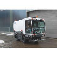 Cityjet 6000 - laveuse de voirie - aebi schmidt - largeur de lavage 1.800mm - 3.500mm