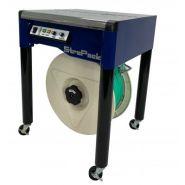 Iq-400na2 - cercleuse semi-automatique - strapack - Étiquette: narrow table