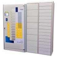 Distributeurs automatiques sur mesure - Logimatiq Systeme - Casiers consignes automatisées