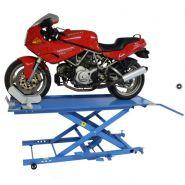 Pont élévateur à ciseau pour moto 450kg - pc450