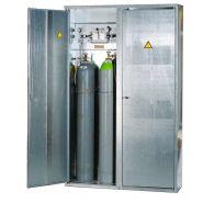 116949W - Armoire pour bouteilles de gaz dgf 1 - Denios - Simple paroi