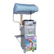 Icm-g33-machine à glace italienne professionnelle - nk protelex -production : maximale 38 litres par heure