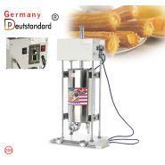 Modèle: np-293  - machine à churros professionnelle - guangzhou new power -dimensions: 800 * 420 * 350mm