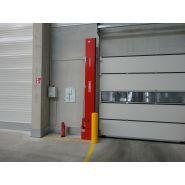 T MBVD - Barrière de rétention d'eaux d'incendie - CGK - barrière manuelle