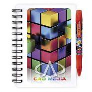 BIC® NOTEBOOKS PLASTIC COVER BRITEPIX GRAND