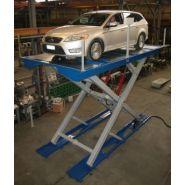 Total rex - Monte voiture - Double parking -  Plateformes à ciseaux