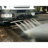 Zedo - laveuse de voirie - mecagil - capacité de 4000 – 8000 litres