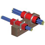 Passe-cables coupe-feu