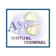 Logiciel module astrow plus vt (virtual terminal)