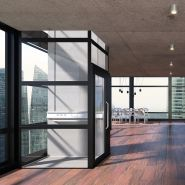 Ascenseur Privatif - Ascenseur autoportant - Hamon - Hauteur carter: 1350 mm