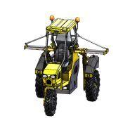 D3 - Tracteur enjambeur - GRV - 3 roues motrices