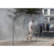 Mobilier urbain de rafraichissement - arche