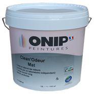 Peinture mate clean'odeur mat