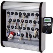 ARMOIRE à CLéS ELECTRONIQUE RFID AVEC VOLET ROULANT MOTORISE - MAXX