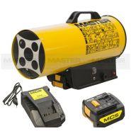 Blp 17 m dc - générateurs d′air chaud à gaz - master - 10 à 16 kw