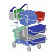 Chariot de nettoyage - mop box 600590